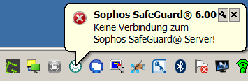 SafeGuard-Client-Error