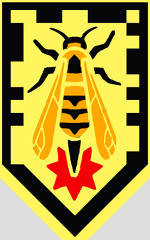 Wespenstich