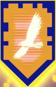 Erhebender Adler